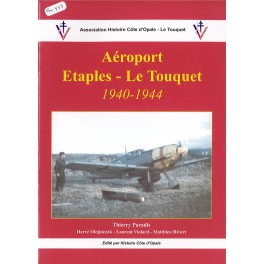 Aéroport Etaples - Le Touquet 1940-1944